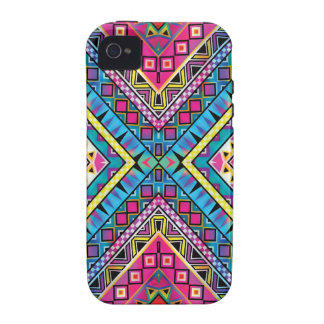 Aztec inspired pattern iPhone 4 covers