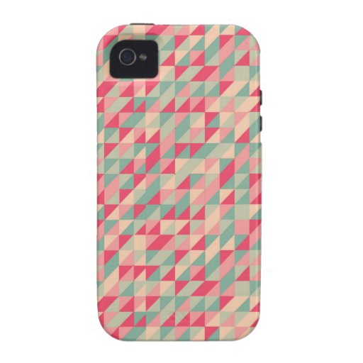 Aztec Inspired Pattern Vibe iPhone 4 Case