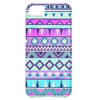 Aztec inspired pattern iPhone 5C case