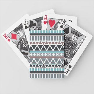 Aztec Inspired Pattern Playing Cards