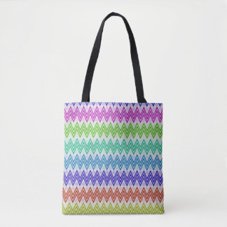 Aztec Inspired Tote Bag