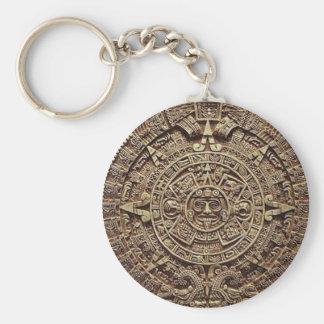 aztec keychain llavero azteca