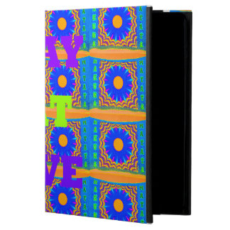 Aztec Love Eat play Hakuna Matata  iPad Air Cases
