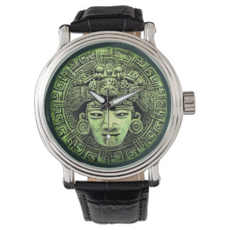 Aztec Mask Watches