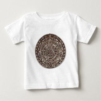 Aztec Mayan calendar/ Baby T-Shirt