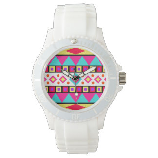 Aztec Pattern Watch for Women
