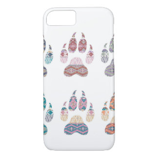 Aztec Paws iPhone Case