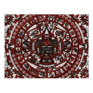 Aztec Postcard