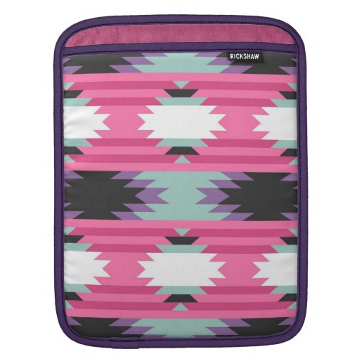 Aztec Print Inspired iPad Sleeve