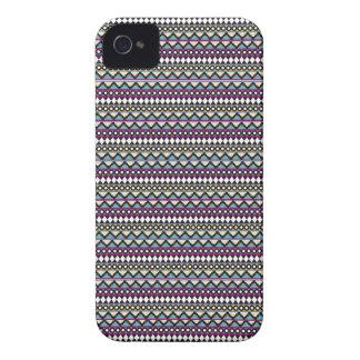 Aztec Print iPhone 4 4S Case