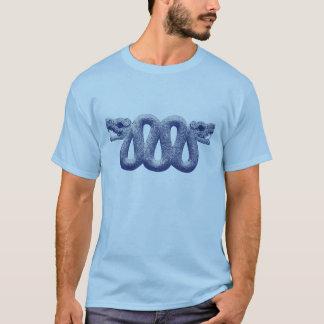 Aztec Serpent Pectoral T-Shirt