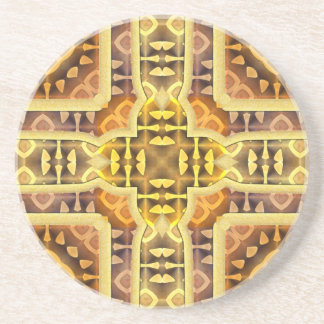 Aztec Sun Coaster