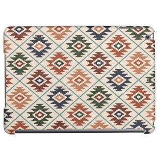 Aztec Symbol Stylized (H) Pattern Color Mix