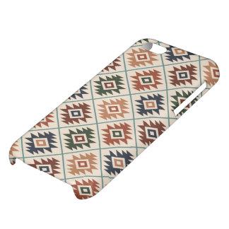 Aztec Symbol Stylized Pattern Color Mix iPhone 5C Cases