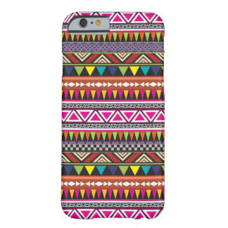 Aztec tribal inspired barely there iPhone 6 case