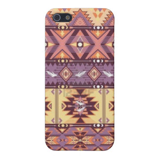 Aztec tribal prin iphone 5 case