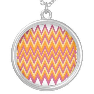 Aztec Tribal ZigZag Necklaces