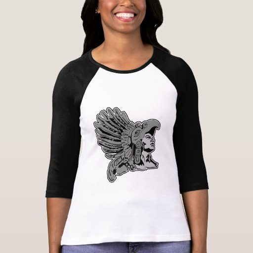 aztec warrior shirts