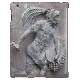 Aztec Warrior Stone carving