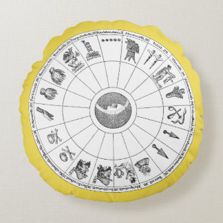 Aztec Year Pillow