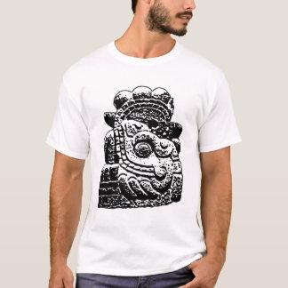 azteca black and white T-Shirt