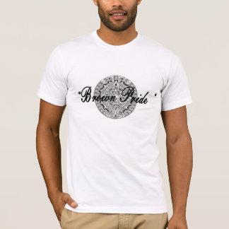 azteca cal, BROWNPRIDE T-Shirt