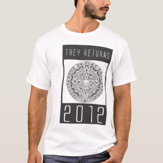 AZTECA SCHEDULE T-Shirt