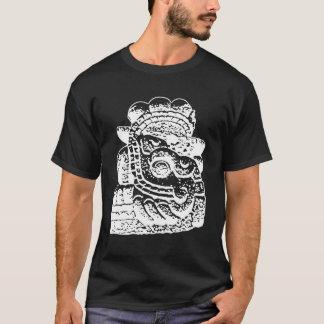 azteca white on dark T-Shirt