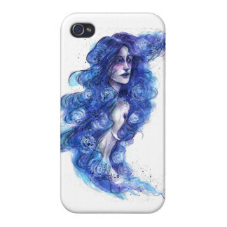 Azul Dreams iPhone 4/4S Covers