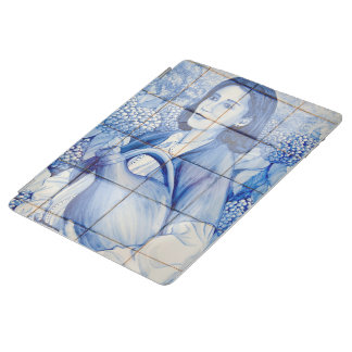Azulejo mural iPad cover