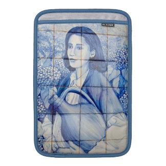 Azulejo mural MacBook sleeve