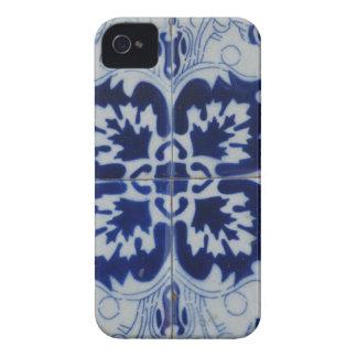 Azulejo Tile iPhone 4 Cases