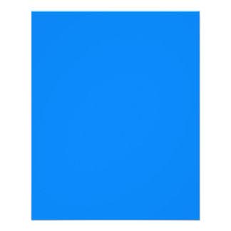 Azure 11.5 Cm X 14 Cm Flyer