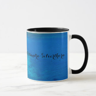 Azure Ocean Mug