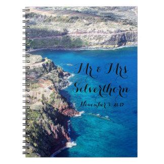 Azure Ocean Notebook