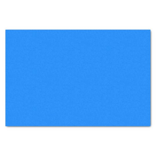 Azure Tissue Paper