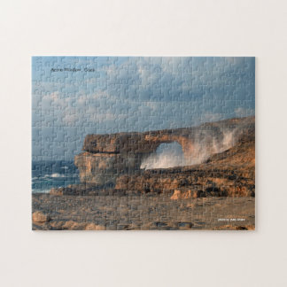 Azure Window, Gozo jigsaw puzzle