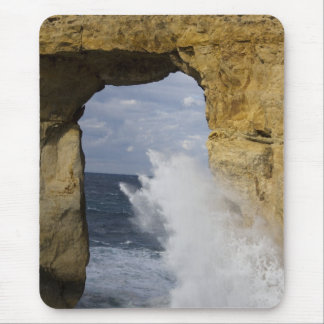 Azure Window Mouse Pad
