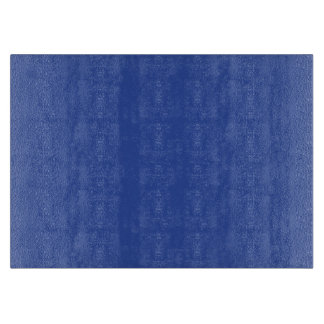 Azurite Royal Blue Personalized Trend Background Cutting Board
