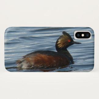 B0001 Eared Grebe Iphone 8/7 phone case