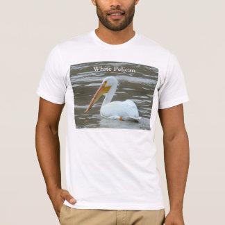 B0015 White Pelican T-Shirt