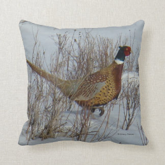 B0023 Ring-necked Pheasant Cushion