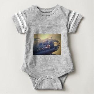 B17 Bomber Suzy Q Baby Bodysuit