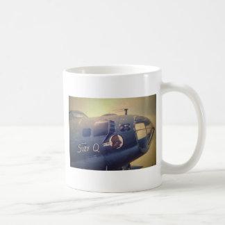 B17 Bomber Suzy Q Coffee Mug