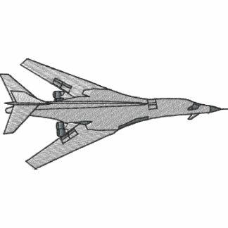 B1- B Bomber Hoodie