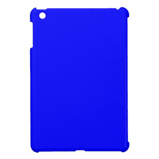 B21 Bouncy Bright Blue Color Cover For The iPad Mini