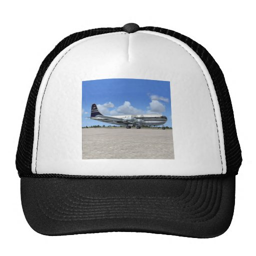B377 Stratocruiser Airliner Hats
