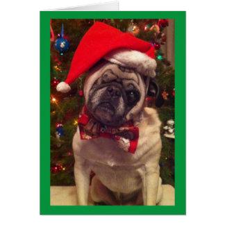 B4 Happy Holidays Card