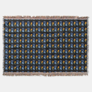 B4-Y2 THROW BLANKET