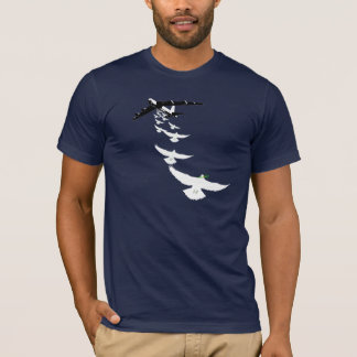 B52 Peace Dove Bomber T-Shirt